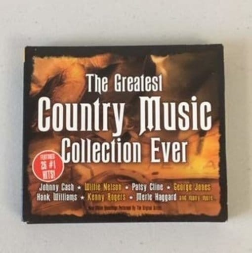 Greatest Country Music Collection Ever (3-CD)