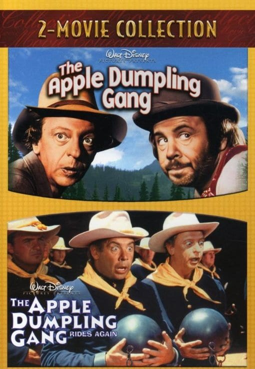 The Apple Dumpling Gang Collection (The Apple