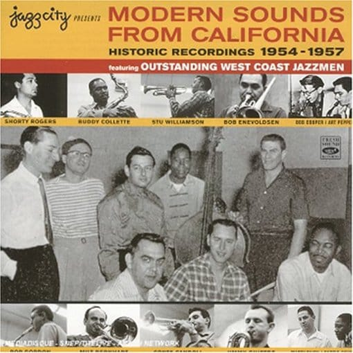 Modern Sounds from California 1954-1957