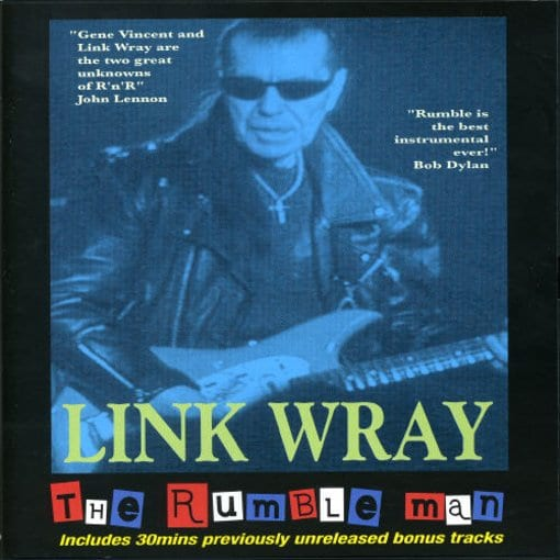 Link Wray - The Rumble Man