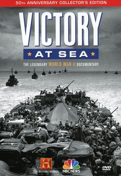 Victory at Sea - Complete Series (4-DVD,
