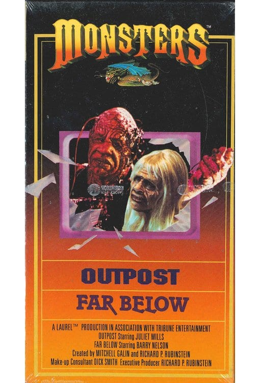 Monsters - Outpost / Far Below