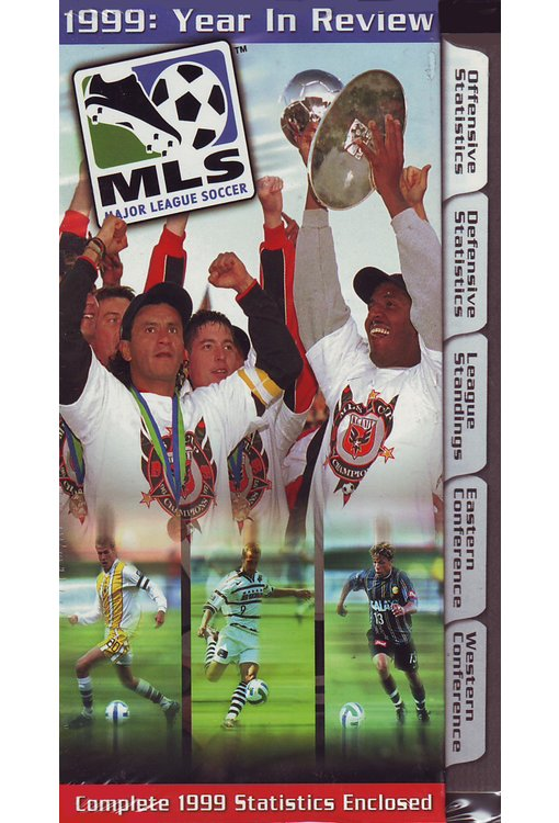 MLS 1999: The Year In Review