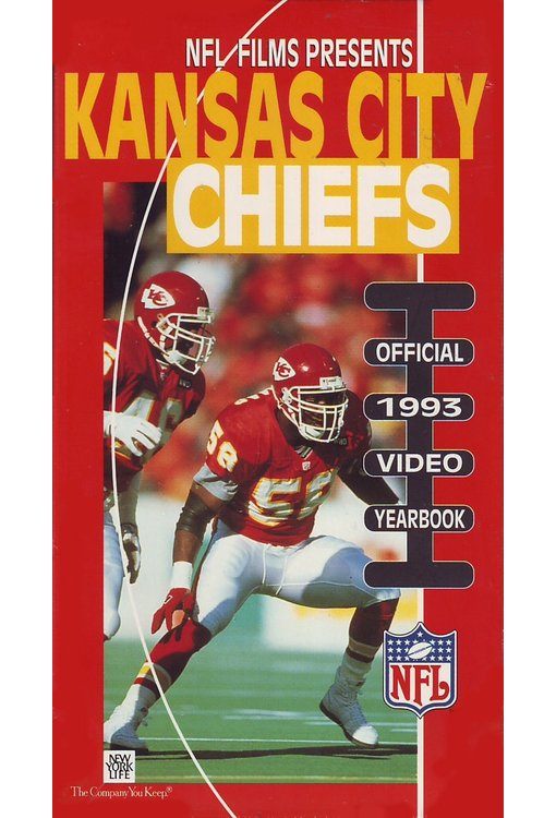 Kansas City Chiefs: Official 1993 Video Yearbook