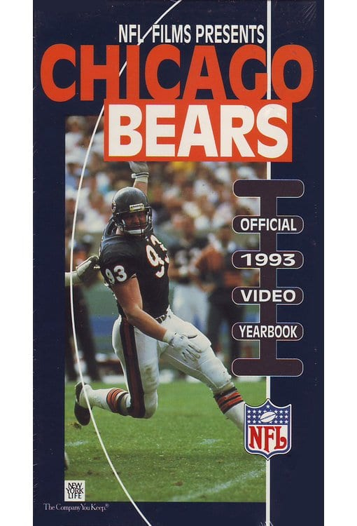 Chicago Bears: Official 1993 Video Yearbook