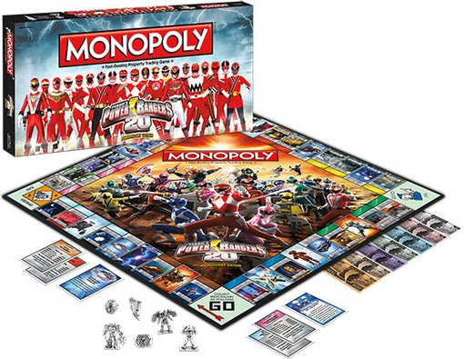 Monopoly 20th Anniversary Edition