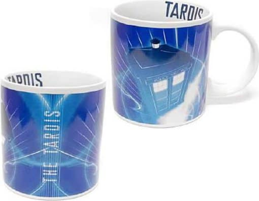 Doctor Who - Tardis - 11 oz. Ceramic Mug
