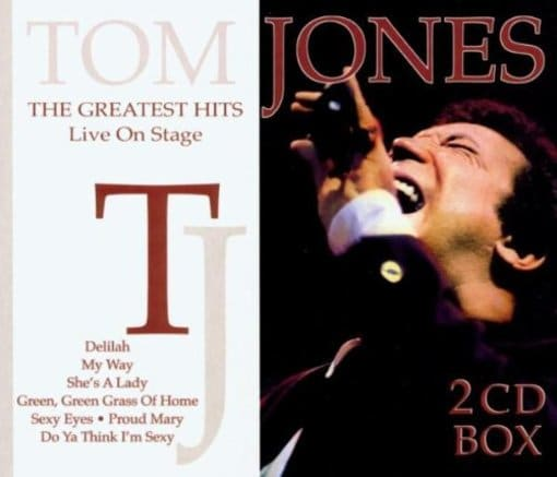 Greatest Hits Live On Stage (2-CD)