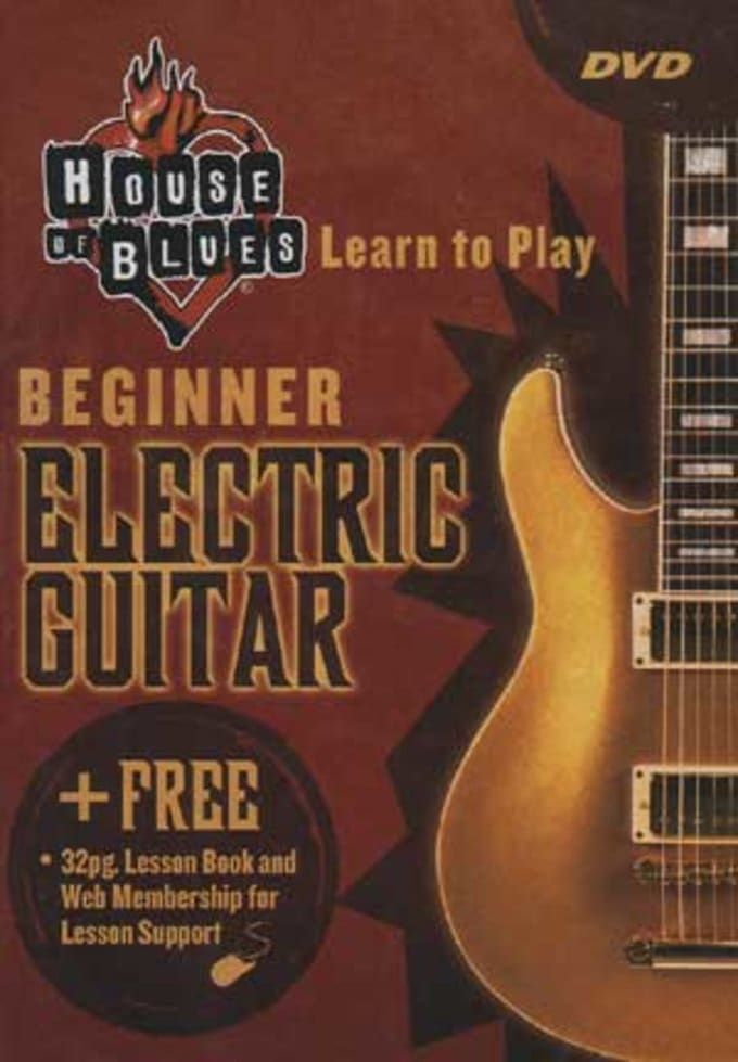 House of Blues - Beginner Electric Guitar