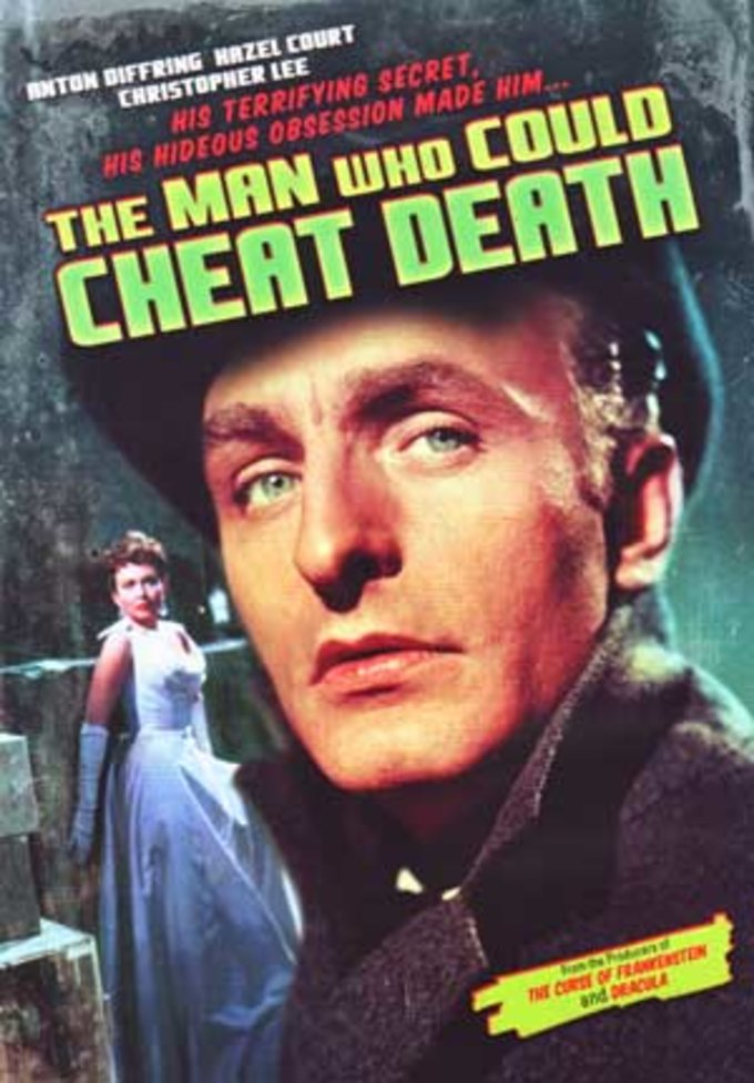 The Man Who Could Cheat Death (Widescreen)