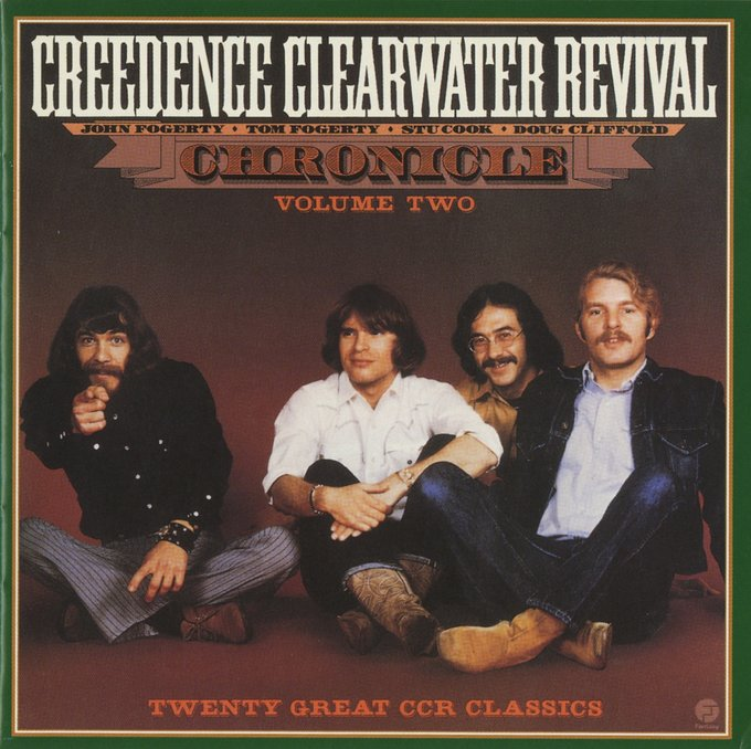 Chronicle, Volume 2: 20 Great CCR Classics