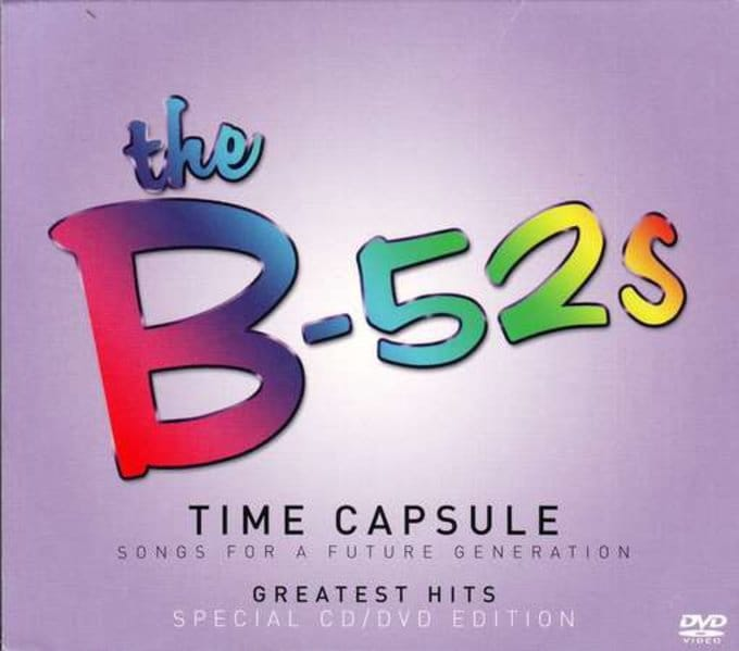 Time Capsule (CD / DVD) [Import]