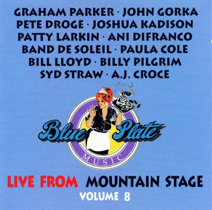 Live From Mountain Stage, Volume 8