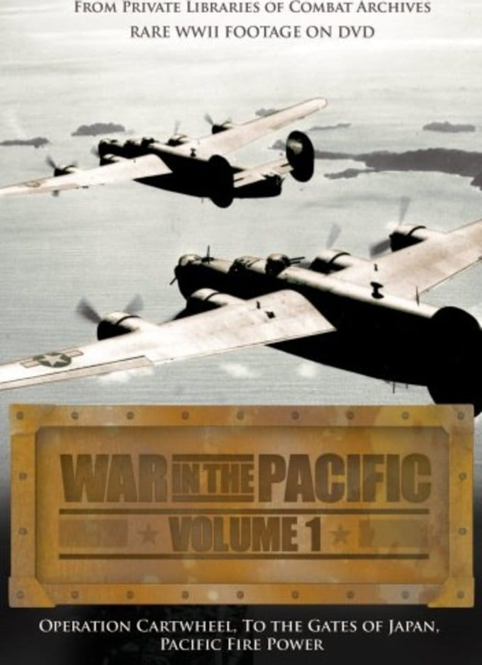 War in the Pacific, Volume 1