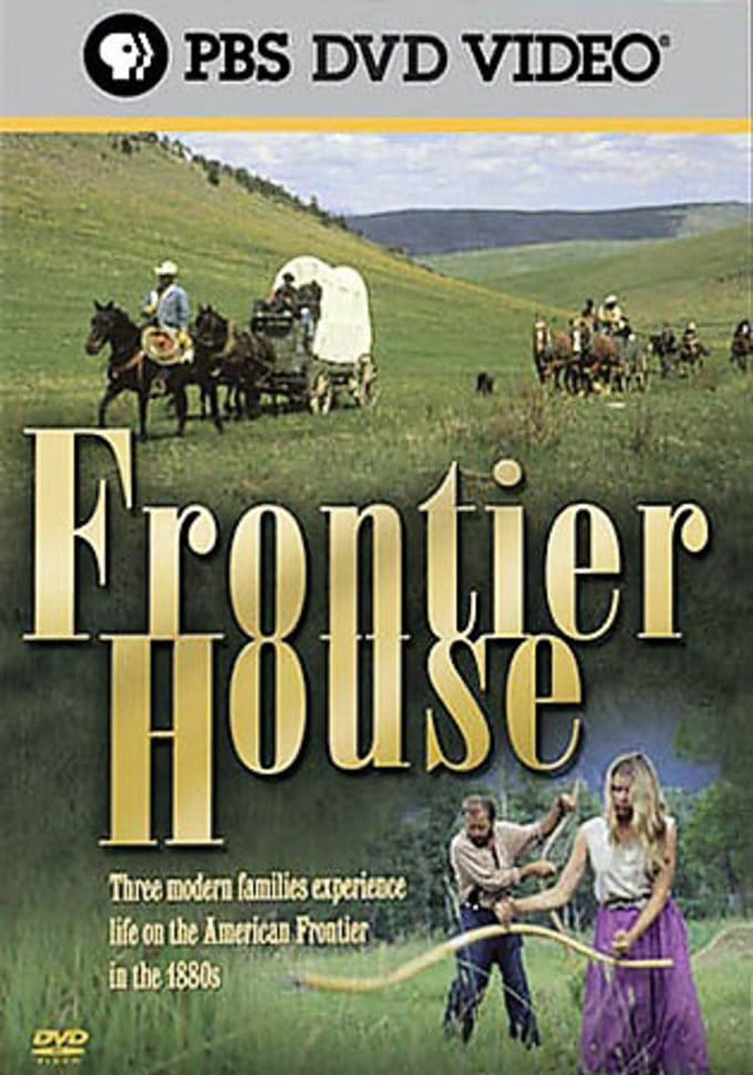 Frontier House (2-DVD)