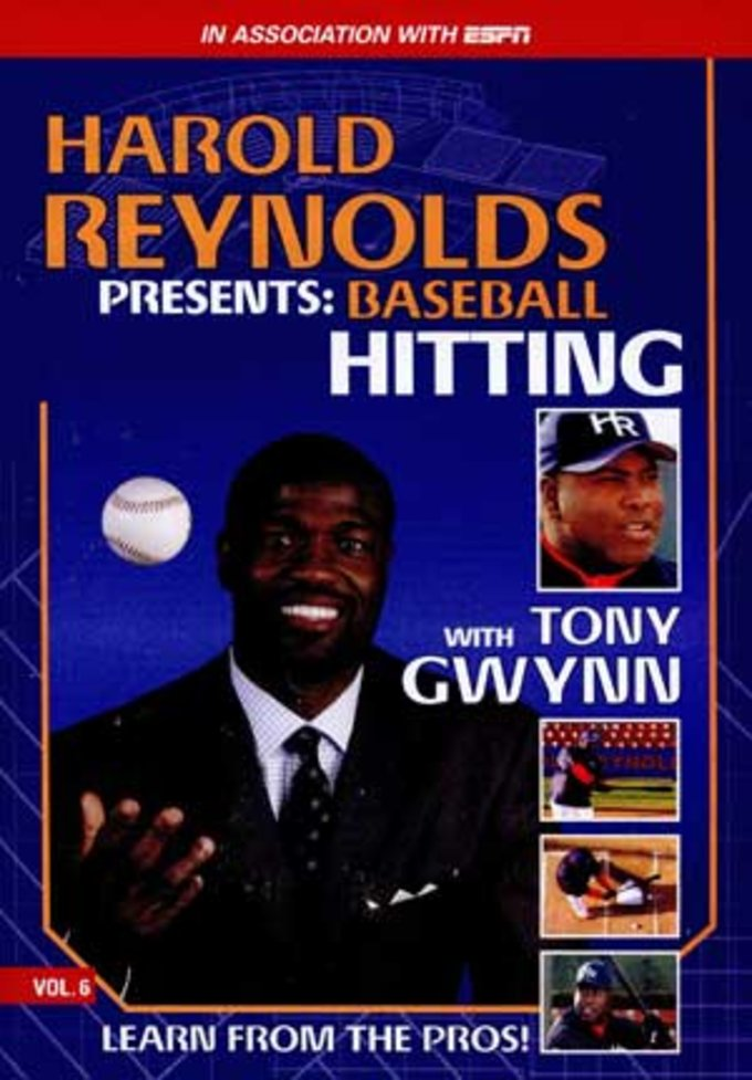 Baseball - Harold Reynolds Presents: Hitting with