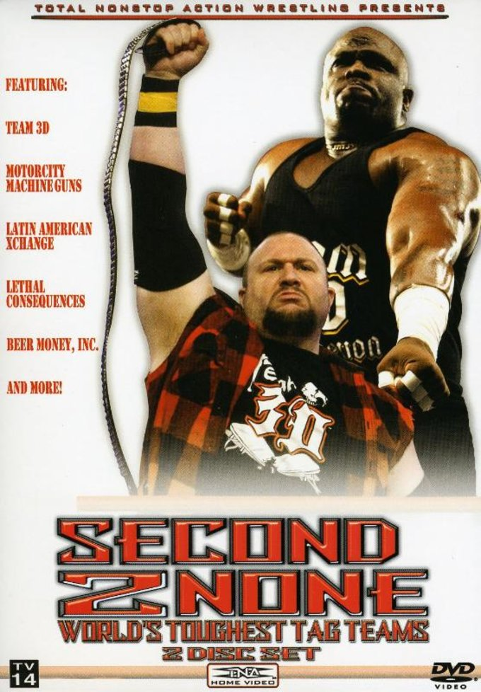 TNA - Second To None Toughest Tag Teams (2-DVD)
