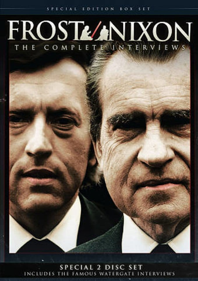 Frost Nixon: The Complete Interviews (2-DVD,