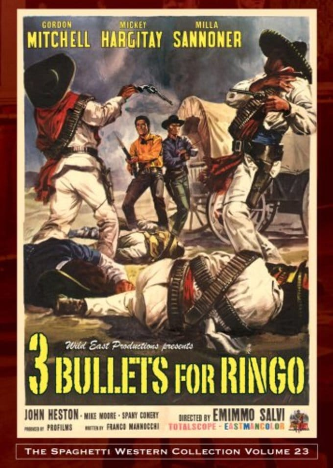 3 Bullets for Ringo