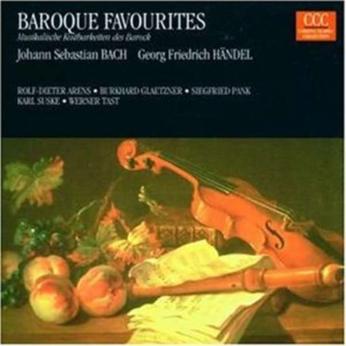 Baroque Favourites