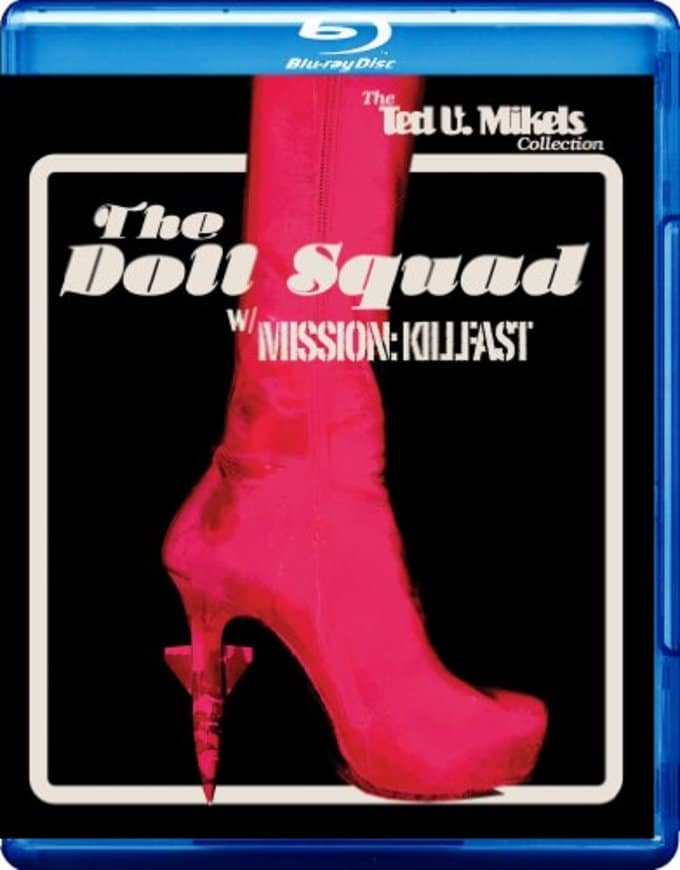 The Doll Squad / Mission: Killfast (Blu-ray)