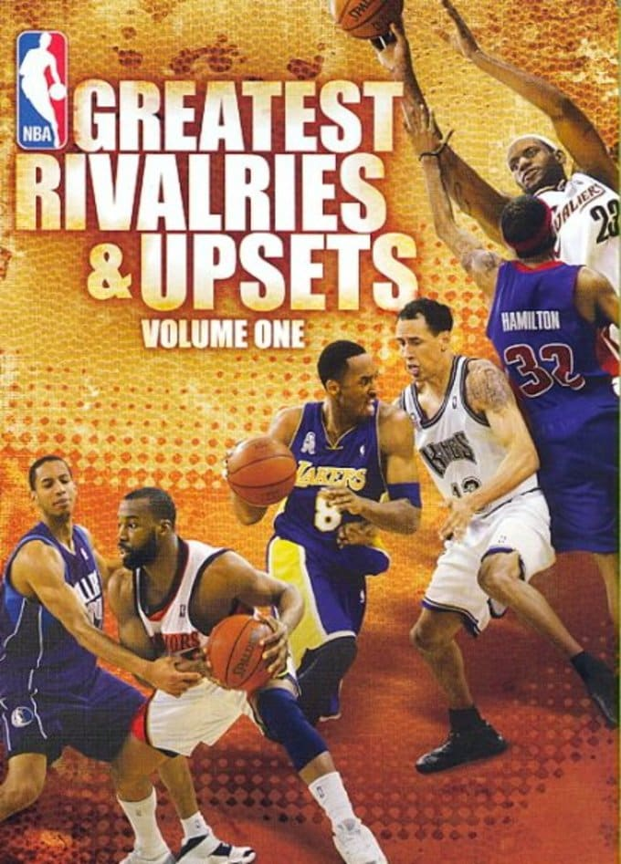 Greatest NBA Rivalries & Upsets, Volume 1