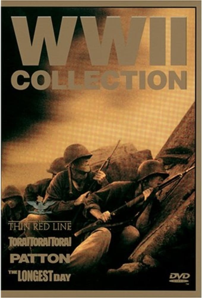 World War II Collection (4-DVD)