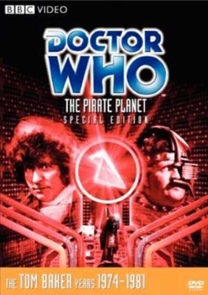 Doctor Who - #099: The Pirate Planet (Special