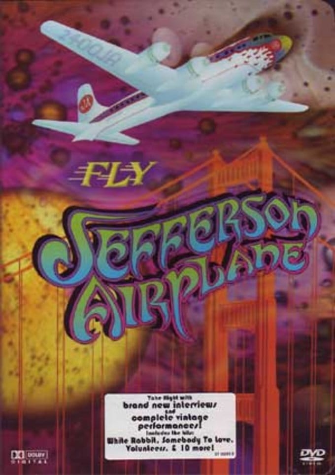 Fly Jefferson Airplane