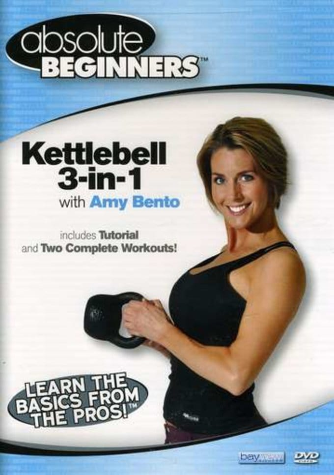 Absolute Beginners: Kettlebell 3-In-1 With Amy
