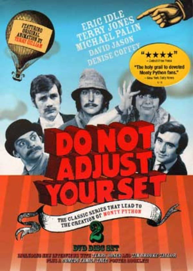 Do Not Adjust Your Set (2-DVD)