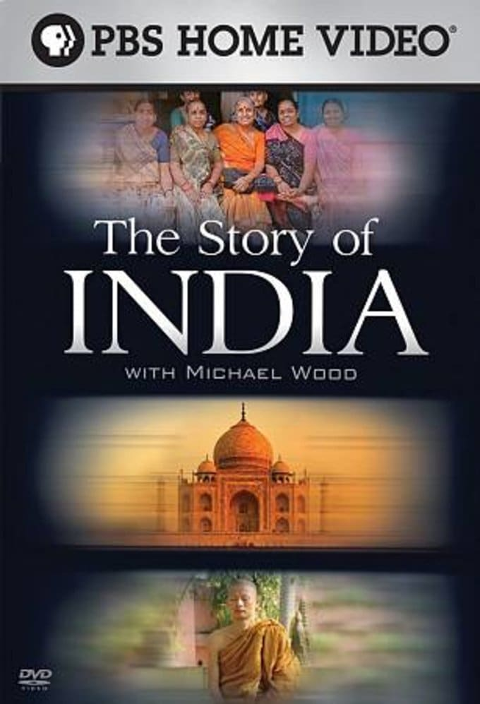 The Story of India (2-DVD)