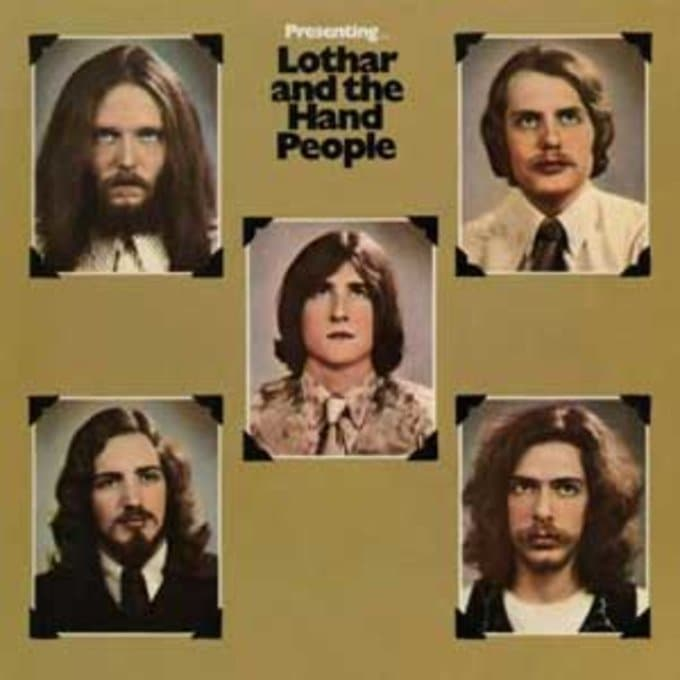 Presenting...Lothar and The Hand People