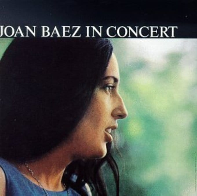Joan Baez in Concert (Live)