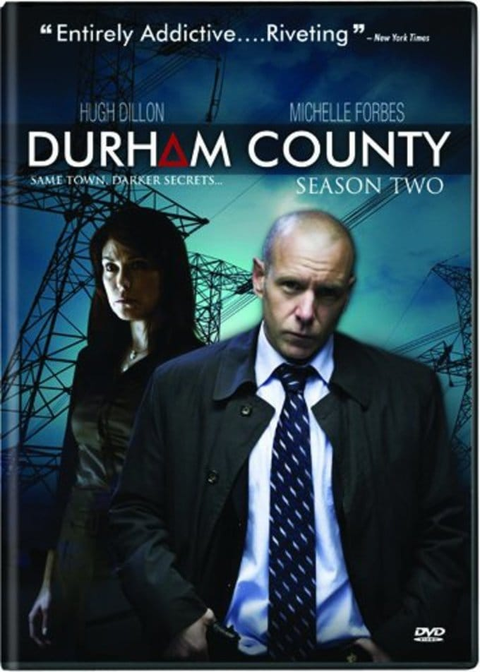 Durham County - Season 2 (2-DVD)