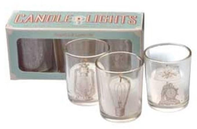 Candle Holder Set - Candle Lights