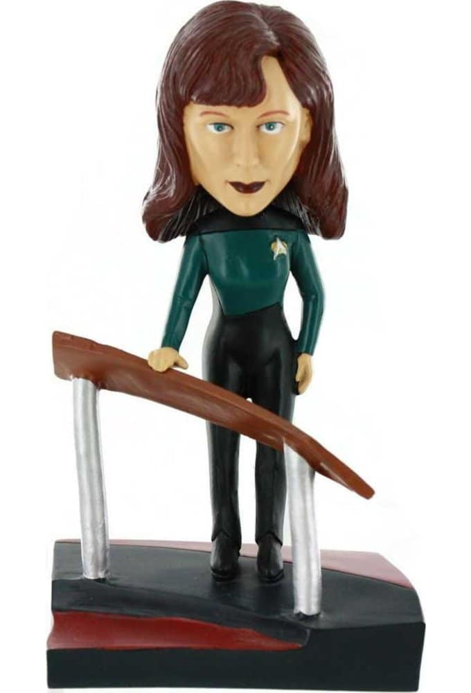 The Next Generation: Doctor Crusher Deluxe Bobble