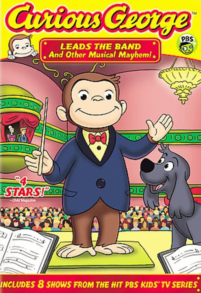 Curious George - Leads the Band and Other Musical