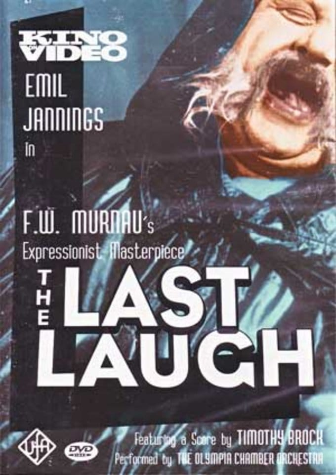 The Last Laugh (Digitally Mastered from 35mm