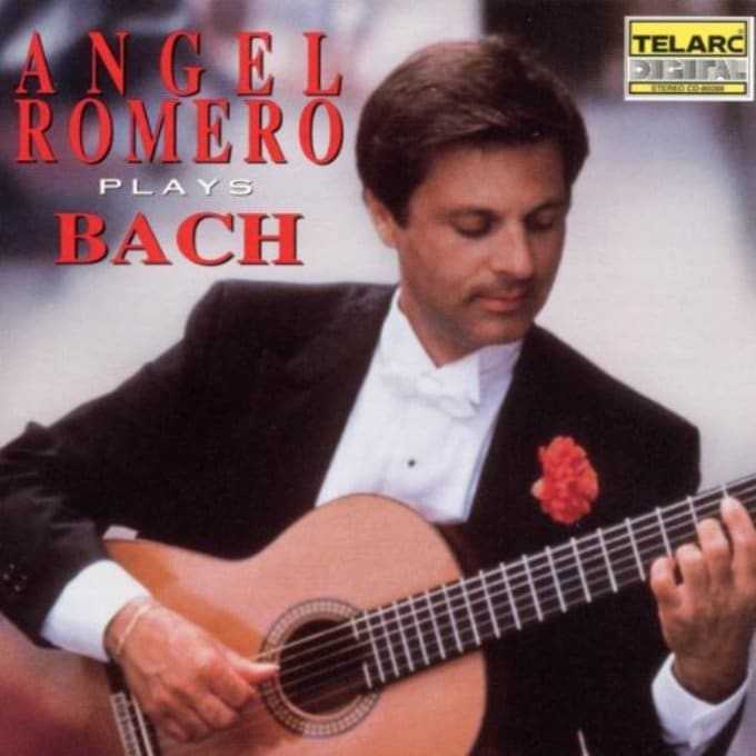 Bach: Angel Romero Plays Bach