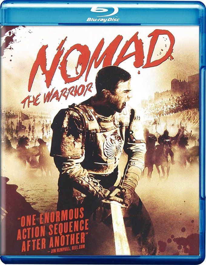 Nomad (The Warrior) (Blu-ray)