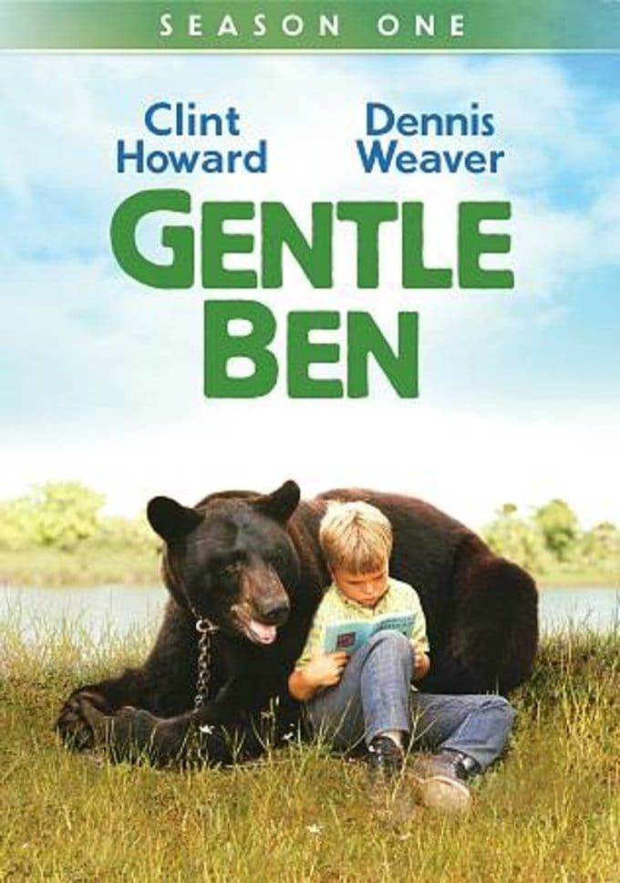 Gentle Ben - Season 1 (4-DVD)