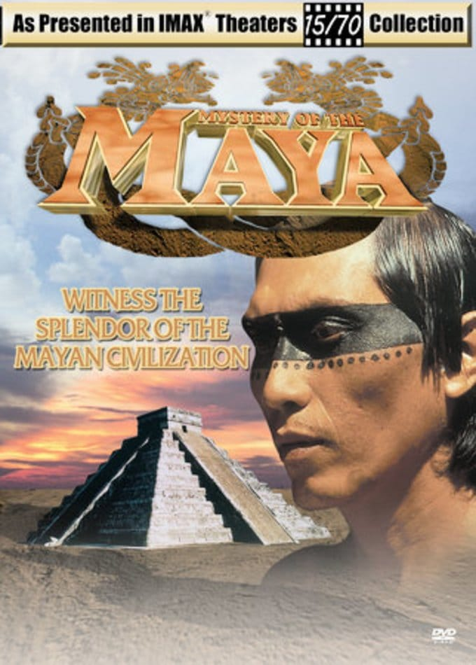 IMAX - Mystery of the Maya