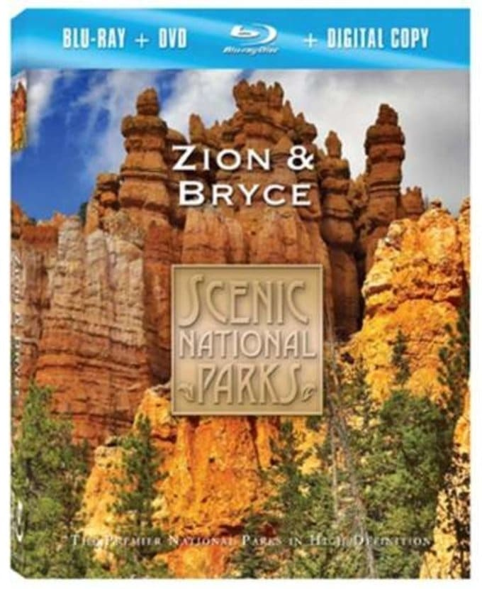 Scenic National Parks: Zion & Bryce (2pc)