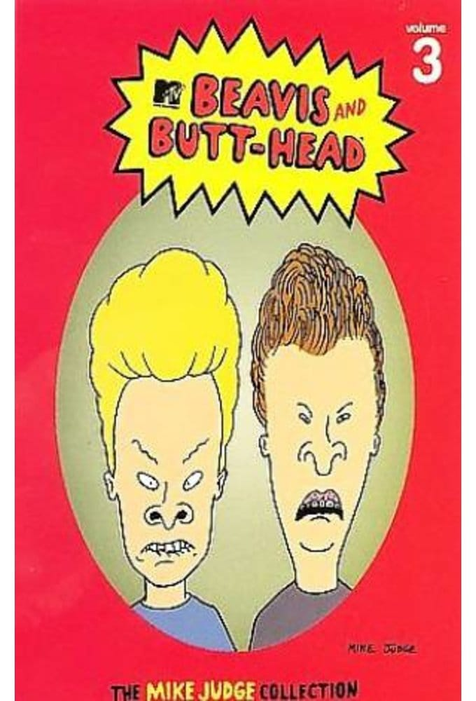 Beavis and Butt-Head - The Mike Judge Collection