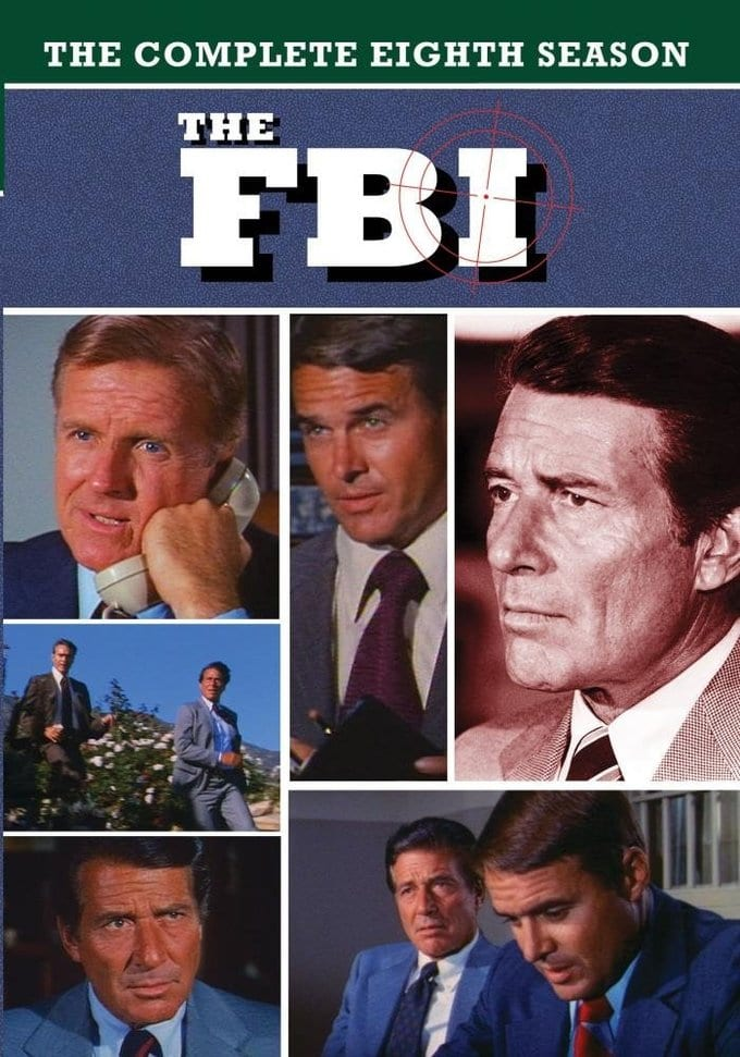The FBI - 8th Season (6-Disc)