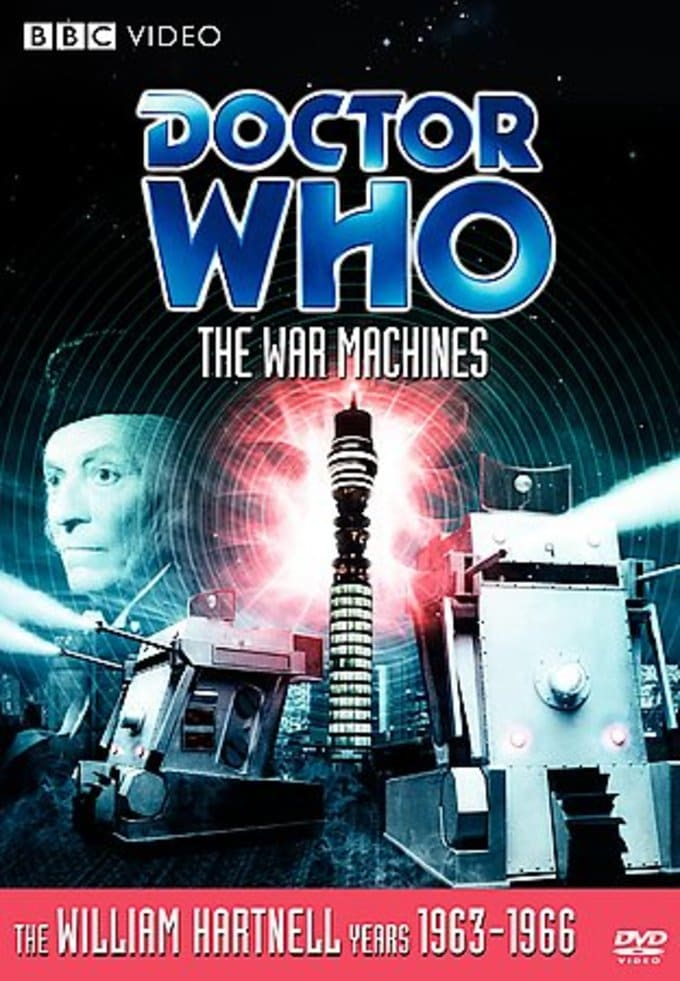 Doctor Who - #027: The War Machines