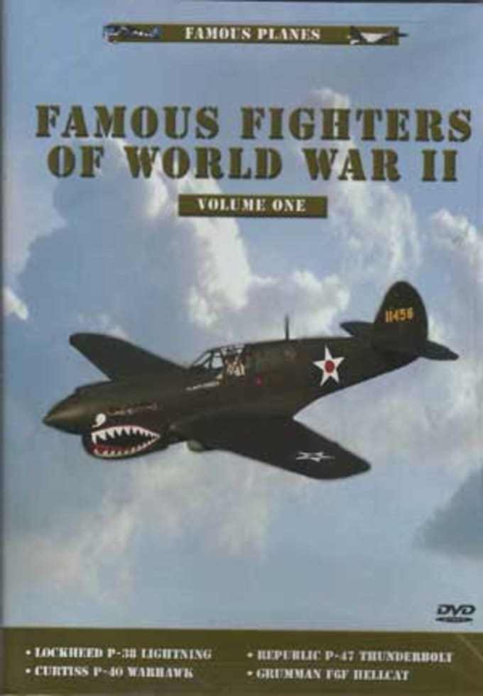 Famous Fighters of World War II, Volume 1