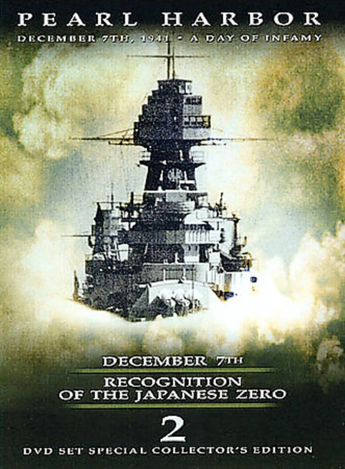 December 7th / Recognition of The Japanese Zero