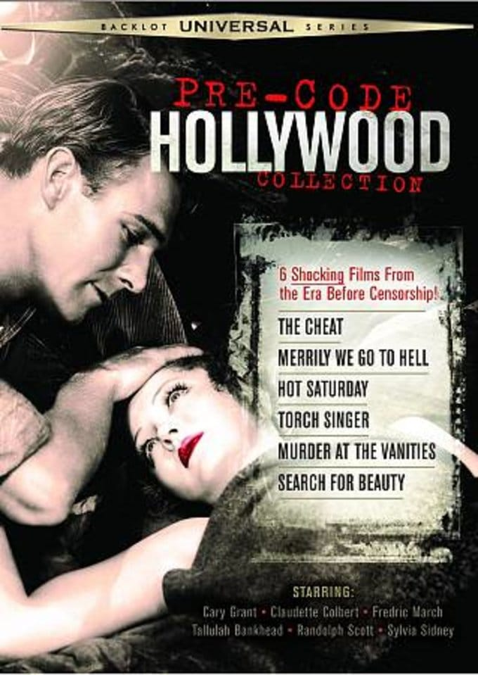 Pre-Code Hollywood Collection (6-DVD)